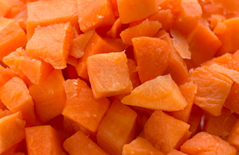 Carrot Diced